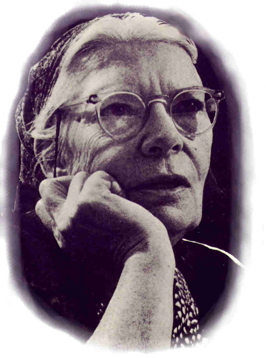 Dorothy Day, co-founder of the Catholic Worker movement